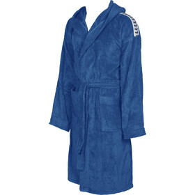 arena Core Soft Bathrobe royal white